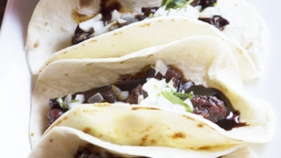 Maya Mexican Grill Chipotle Bourbon Taco