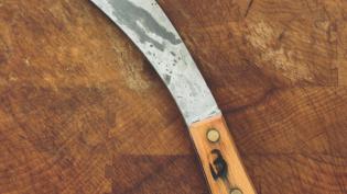 Tanya Cauthen Belmont Butchery skinning knife